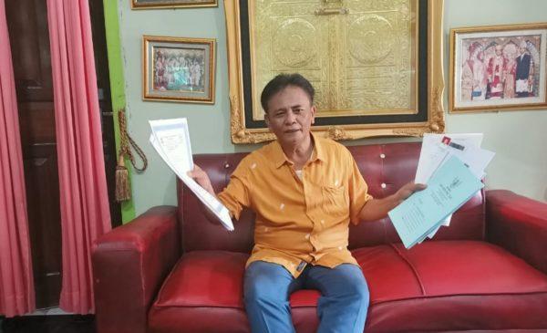 Syaiful Tantang HM Syarief Hidayat Sumpah Pocong