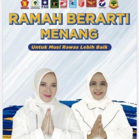 """Ratna-Suwarti Semakin """"MANTAP"""" Luncurkan Visi Dan 9 Program"""