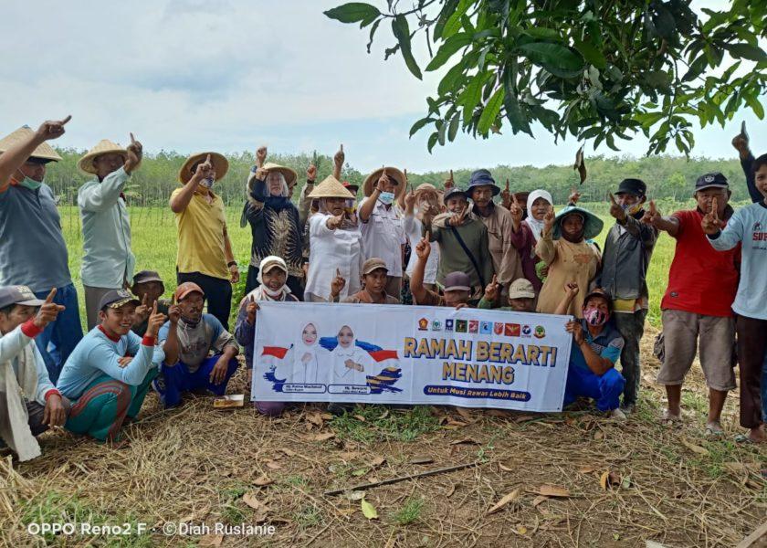 Ikut Panen Raya, Ramah Berarti Luncurkan Program Makmurkan Petani