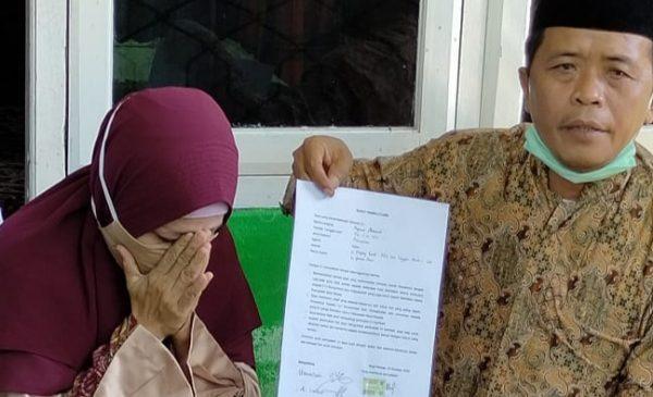 Dihadapan Ratusan Warga NU, Nyimas Atikawati Tertunduk Malu