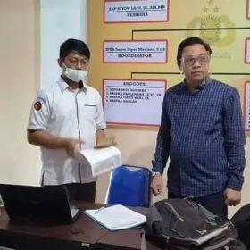 Tim Advokasi Laporkan Oknum Penyebar Foto Cabup Mura ke Polda Sumsel