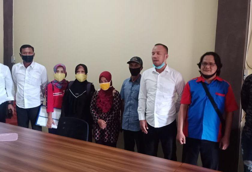 Dana BLT Diduga Disunat, FKMP Lapor Polisi