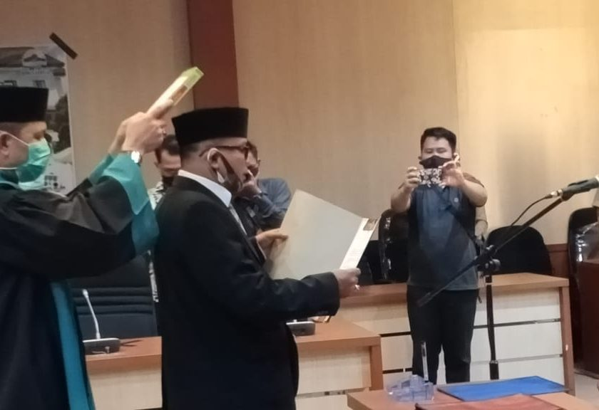 Arkan Jabat Direktur Hotel Bukit Serelo