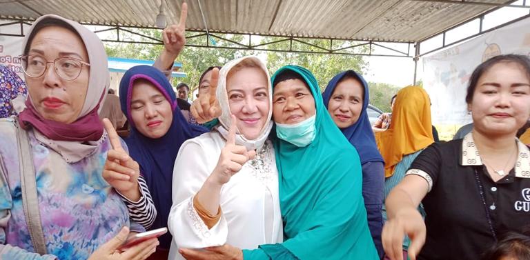 Kampanye Ratna-Suwarti, Warga Tolak Praktik Money Politik