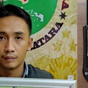 Pengedar Shabu Ditangkap Dalam Kontrakan