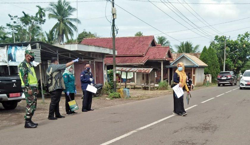 Target Operasi Yustisi dan Sosialisasikan Perbup Nomor 67