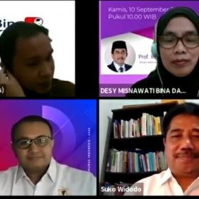 Desy : Prasasti Menuju KNH20 Program Inovatif, Adaptif, dan Kolaboratif