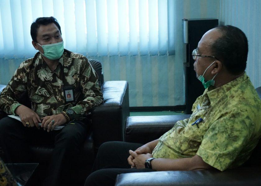 Plh Bupati Asahan Terima Laporan Hasil Pemeriksaan Perwakilan BPK RI Sumut