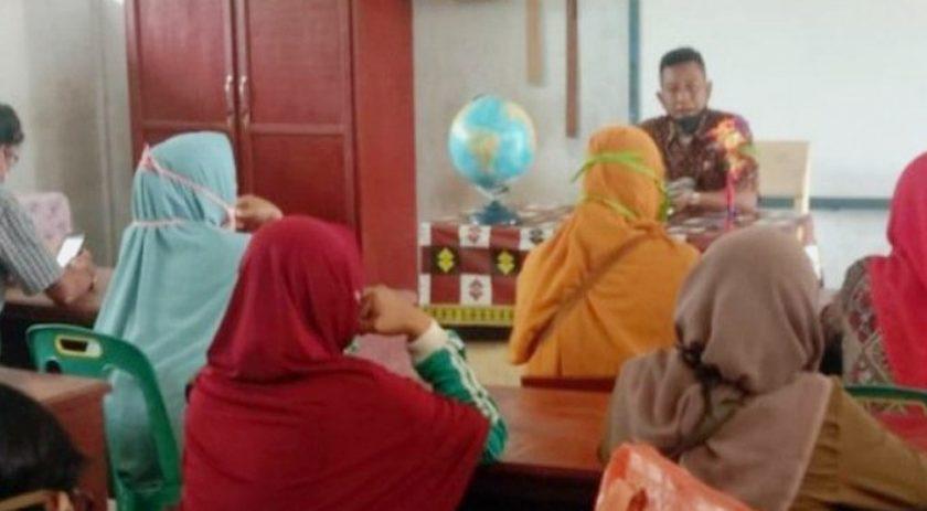 Jelang Pendidikan Tatap Muka, Kadisdik Kabupaten Asahan Sosialisasikan 3 M