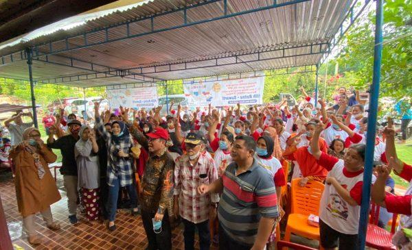 Batu Bandung dan Rantau Bingin Inginkan Perubahan