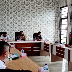 Antisipasi Pungli Ketua Pelaksana UPP Gelar Rencana Kegiatan 2021