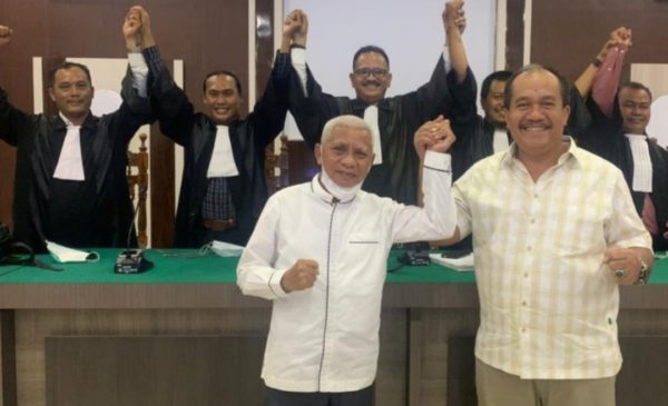 MK Tolak Gugatan Pilkada Asahan 2020, Surya-Taufik Siap Dilantik