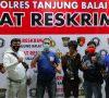 Sat Reskrim Tanjungg Balai Ringkus Pelaku Penganiayaan