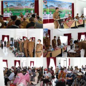 Walikota Buka Musrenbang Tingkat Kecamatan Dempo Utara