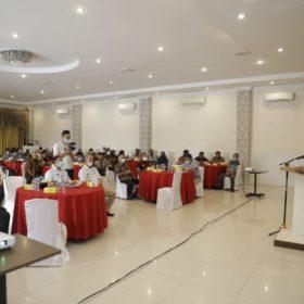 Bupati Buka FGD tentang Kebijakan Pertambangan dan Lingkungan Hidup