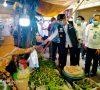 Jelang Hari Raya Idul Fitri, Bupati Sidak ke Pasar Tradisional